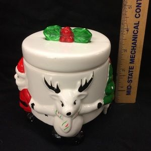 Gifts from Around the World Christmas Dish